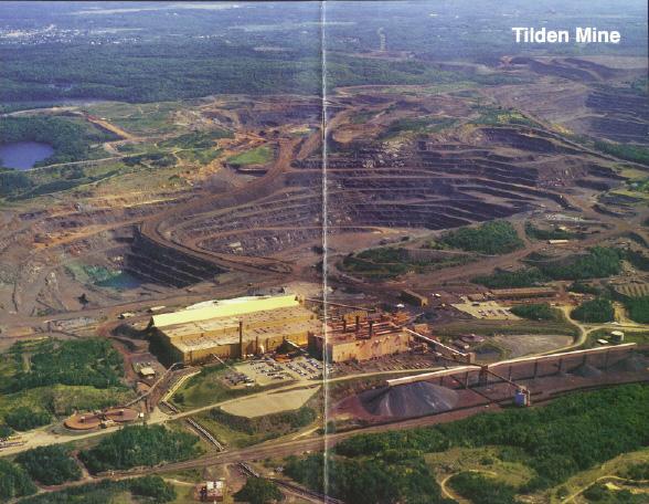 Tilden Mine Tours